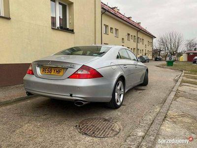używany Mercedes CLS320 avantgarde 7G-tronic