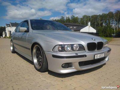 używany BMW 530 E39 i M Bezwypadkowy Swiss