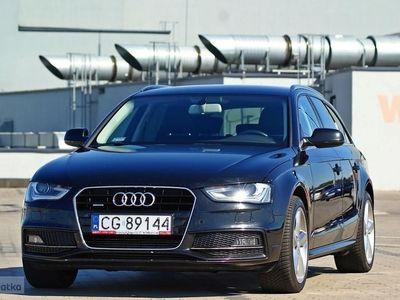 używany Audi A4 A4 IV (B8)Quattro, S line, Navi, El. klapa itd