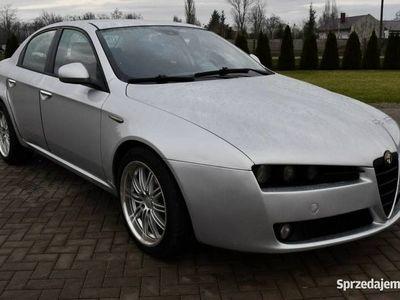 używany Alfa Romeo 159 1.9dm 150KM 2006r. 215 000km
