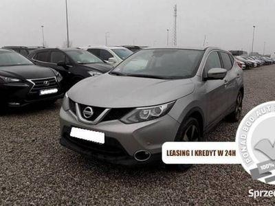 używany Nissan Qashqai 1.6dm 163KM 2016r. 57 780km