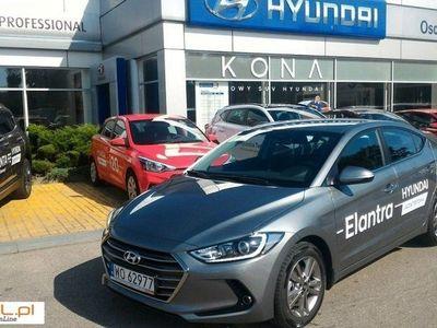 używany Hyundai Elantra 1.6dm 128KM 2018r. 700km