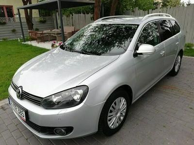 używany VW Golf VI Sprowadzony Dobrze Wyposażony VI (2008-2012)