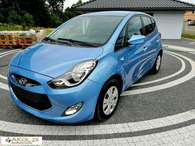 używany Hyundai ix20 1.4dm 78KM 2011r. 74 000km