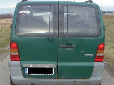 używany Mercedes Vito 112CDI 2.2 122KM 2001 W638
