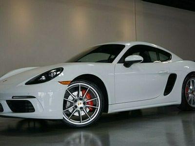 używany Porsche Cayman 3.8dm 385KM 2019r. 5 340km