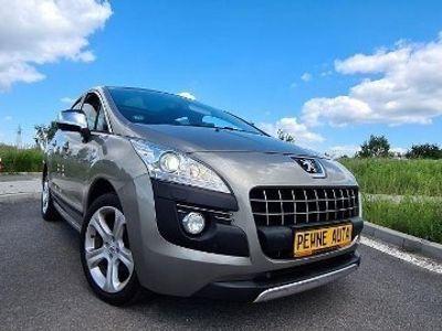 używany Peugeot 3008 I Full Opcja Xenon Nawigacja Szklany Dach Hand Up