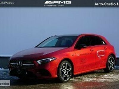 używany Mercedes E250 Klasa A W177 250Premium AMG MultibemLed