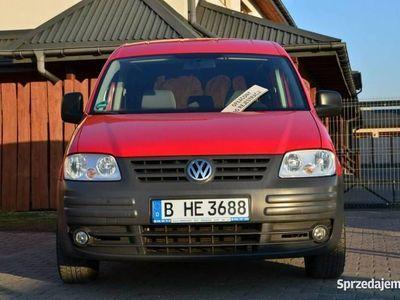 używany VW Caddy III 1.9 105KM