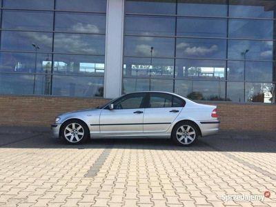 używany BMW 325 E46 i 192KM LPG, Klimatyzacja, M-Pakiet