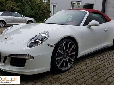 używany Porsche 911 3.8dm 400KM 2013r. 89 000km
