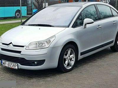 używany Citroën C4 1.6dm 109KM 2005r. 237 000km