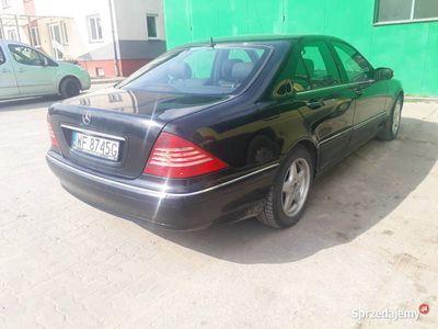 używany Mercedes S320 CDI W220