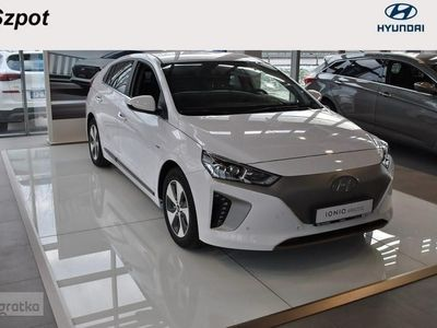 używany Hyundai Ioniq 120 KM Premium Silver + Komfort