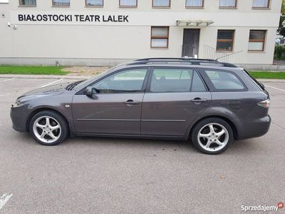 używany Mazda 6 kombi 2006/2007, LPG + Benzyna, Manual