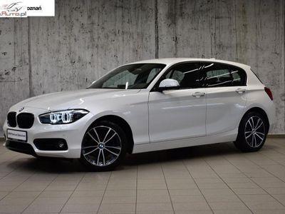 brugt BMW 120 2dm 184KM 2018r. 16 400km