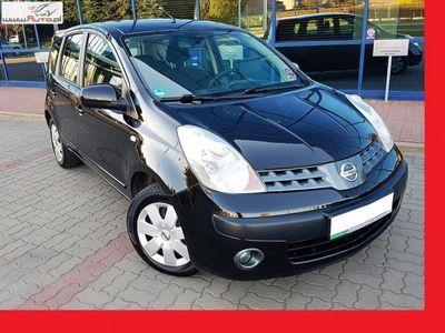 brugt Nissan Note 1.6dm3 110KM 2007r. 186 500km 1.6 16V * BENZYNA * Manual * Klimatyzacja * Bez rdzy * Warszawa