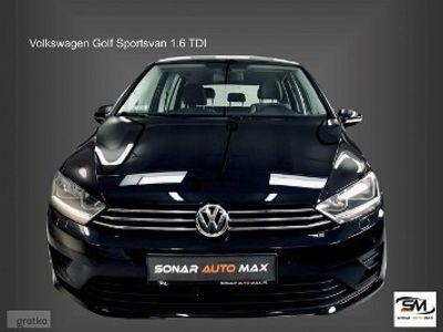używany VW Golf Sportsvan I 1.6 Tdi 115 Ps