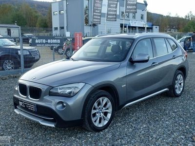 używany BMW X1 I (E84) 18d 143KM X-Drive 4x4 Skóra Navi Nowe opony