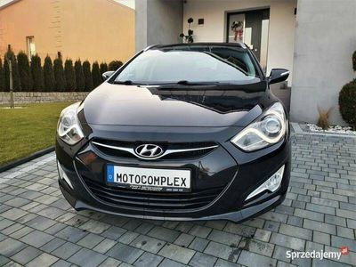 używany Hyundai i40 1,7 CRDI 136KM / Stan Idealny / Tylko 124.267km / Bezwypadkowy