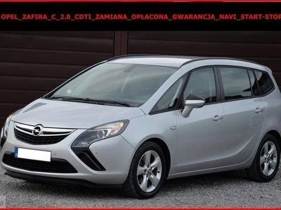 używany Opel Zafira C 2.0CDTI 130KM ZAMIANA GWARANCJA OPŁACONA