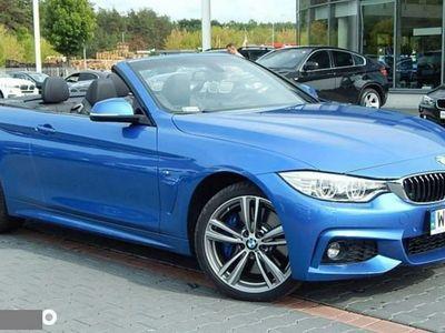 używany BMW 428 2dm 245KM 2015r. 11 974km