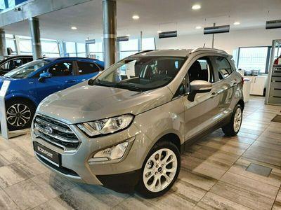 używany Ford Ecosport Titanium