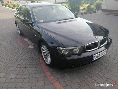 używany BMW 730 serii 7 e65 d