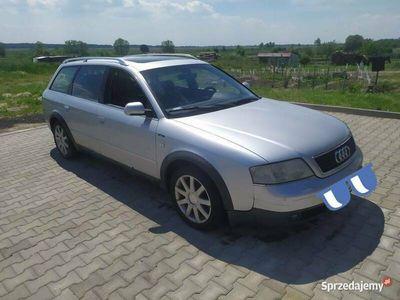 używany Audi A6 C5 Po hamowni Avant hak alu klima 6 bieg TDI janusz