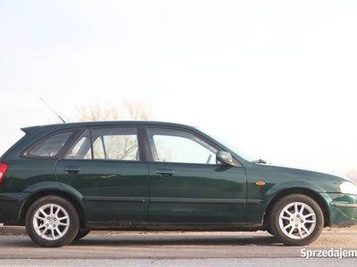 używany Mazda 323F BJ 1.5 16V