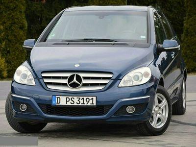 używany Mercedes B170 1.7(116KM)Benzyna*LIFT*Parktronic*Alufelgi*I Właściciel* W245 (2005-2011)