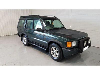 używany Land Rover Discovery 2.5dm 1KM 2001r. 142 569km