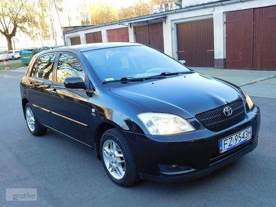 używany Toyota Corolla IX Zarejestrowany - ubezpieczony - klimatyzacja