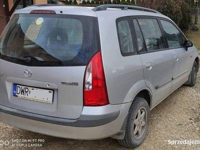 używany Mazda Premacy 1999r 1.9