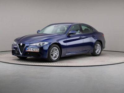używany Alfa Romeo Giulia 2.0 Turbo 16V AT8
