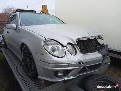 używany Mercedes E500 4matic AMG
