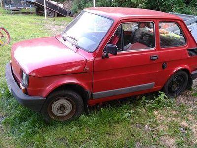 używany Fiat 126