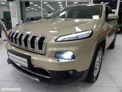 used Jeep Cherokee V