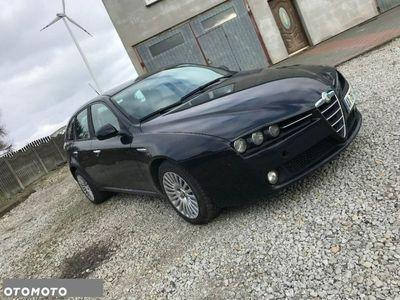 brugt Alfa Romeo 159 1.9 JTDm 8V 120KM 2006 Klimatyza 1.9 1.9 JTDm 8V 120KM 2006 Klimatyzacja Navigacja Full Opcja ręczna klima.