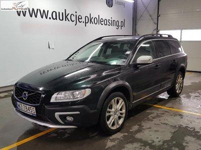 używany Volvo XC70 XC 70 2.4dm3 181KM 2016r. 163 636kmD4 AWD Kinetic EU6 aut
