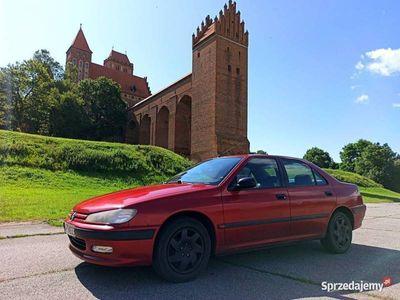 używany Peugeot 406 sedan benzyna 1.8 90KM 1998r