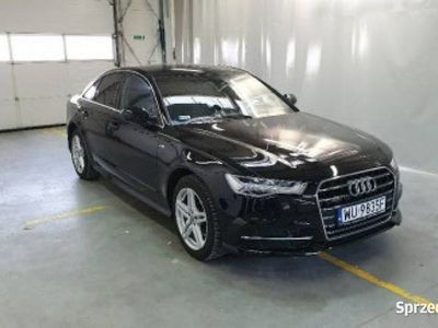 używany Audi A6 A62.0 TDI Quattro S tronic C7 (2011-)