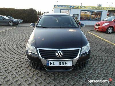 używany VW Passat 2dm 140KM 2006r. 213 100km