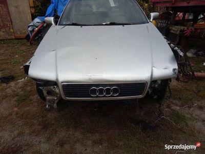 używany Audi 80 2.0 rok 1992 benzyna+LPG NA CZĘŚCI
