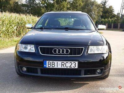 używany Audi S3 1.8t zadbane Orginalny stan