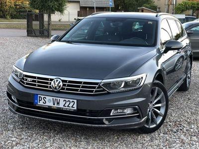 używany VW Passat 2dm 150KM 2017r. 34 028km
