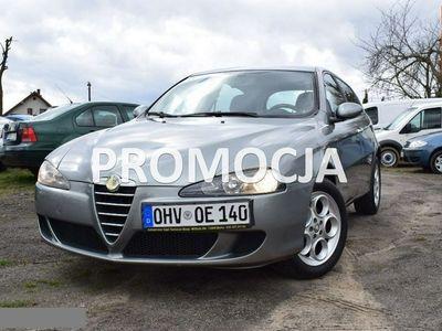 używany Alfa Romeo 147 1.6dm 105KM 2005r. 105 000km