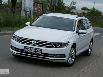 używany VW Passat B8 z Gwarancją_Bezwypadkowy 100% Model=2018r
