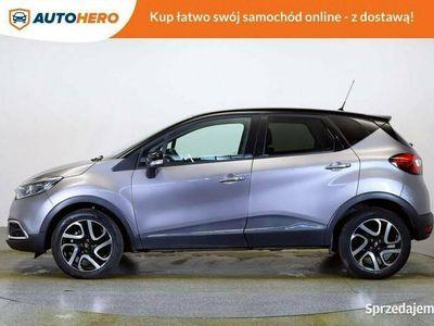 używany Renault Captur DARMOWA DOSTAWA, klima auto, navi, multifunkcja, PDC, 1 wł. I (2013-2019)