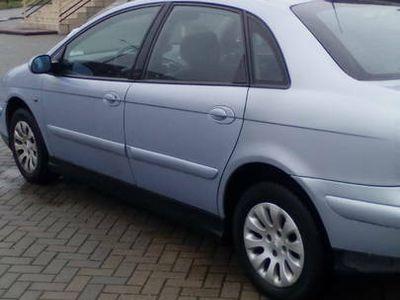 używany Citroën C5 gaz